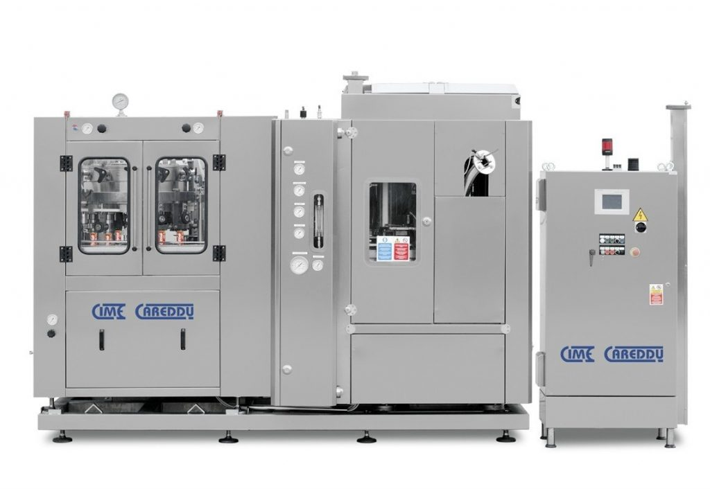 Cime Careddu New Equipment | SMB Machinery
