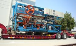 Warehouse Rigging & Removal   SMB Machinery